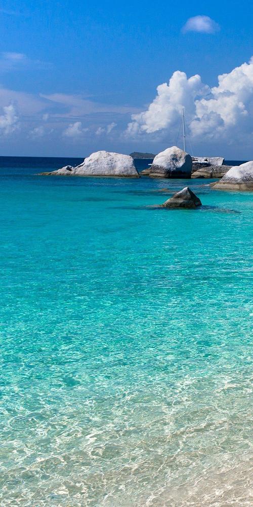 posti mare cristallino Sardegna