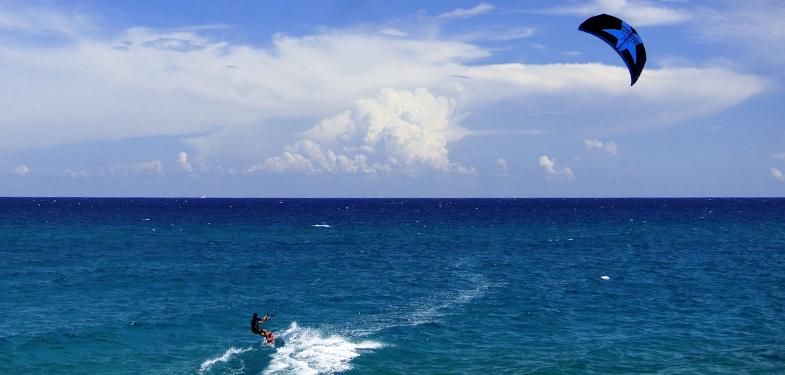 kitesurfen Bari Sardo