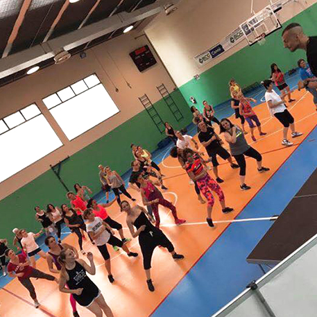 Kurse im Fitnessstudio in Silvaplana