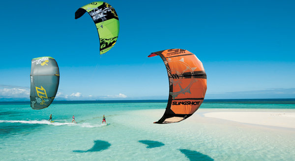 kitesurf and windsurf course badesi sardegna