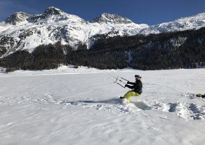 02_snowkite_schule_engadin