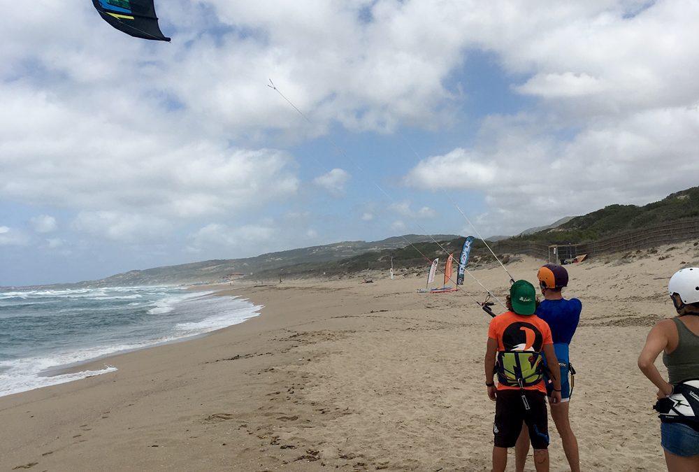 Per i principianti : in cosa consiste il kitesurfing?