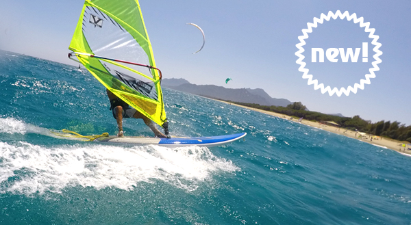 kitesurf and windsurf course bari sardo