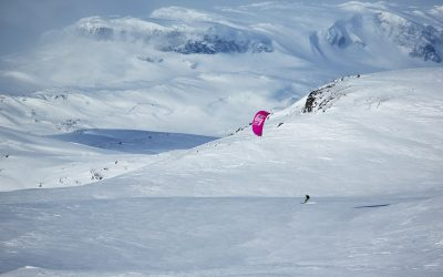 Kitesurf estivo e snowkite in inverno: differenze e analogie