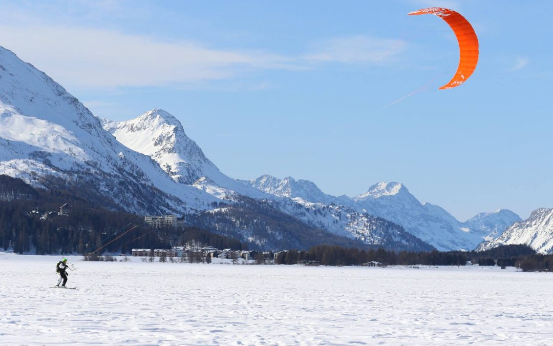 Snowkiting: where can we do this sport?