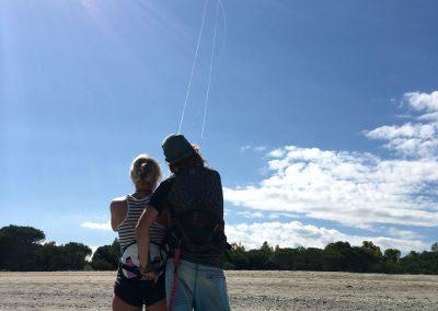 corso di kitesurf principianti